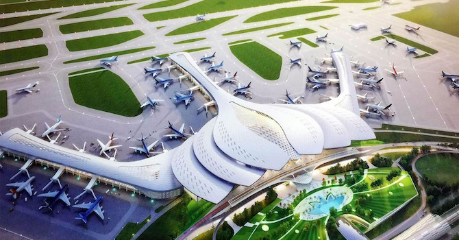 Đồng Nai cam kết hoàn thành giải phóng mặt bằng Dự án sân bay Long Thành trong năm 2020