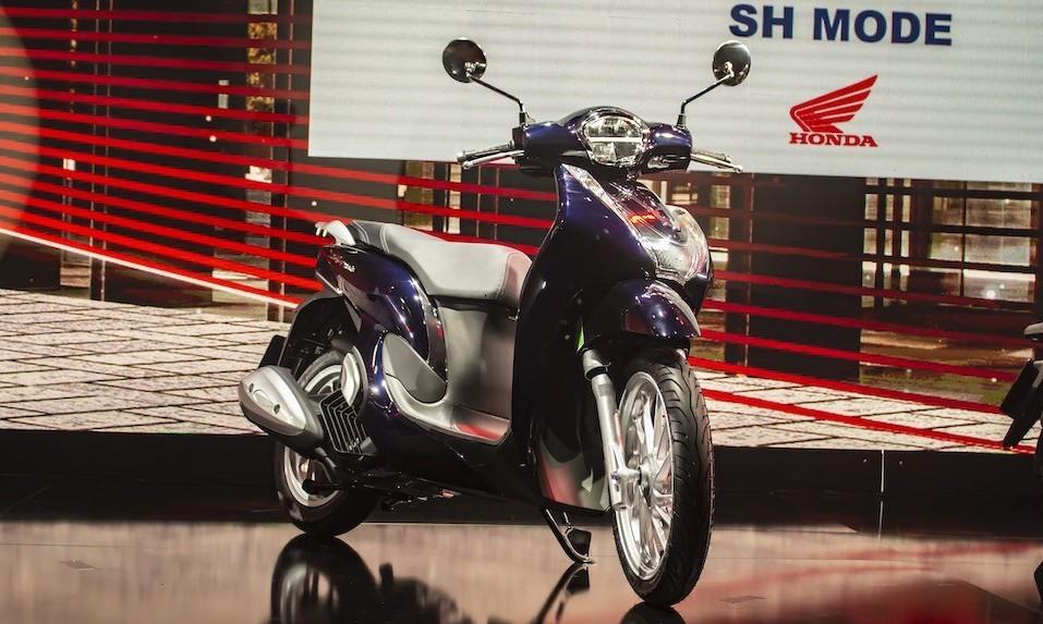Honda ra mắt Sh mode 2020, thiết kế mới, giá bán tăng thêm 2 triệu đồng