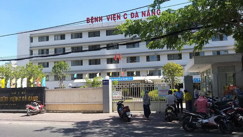 Thêm 2 ca mắc Covid-19 đều từng đến Bệnh viện tại Đà Nẵng