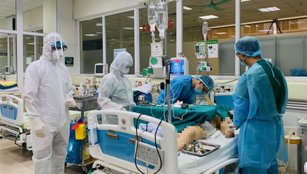 Ổ dịch Covid-19 Đà Nẵng: Có 3 bệnh nhân rất nặng song tình hình vẫn được kiểm soát