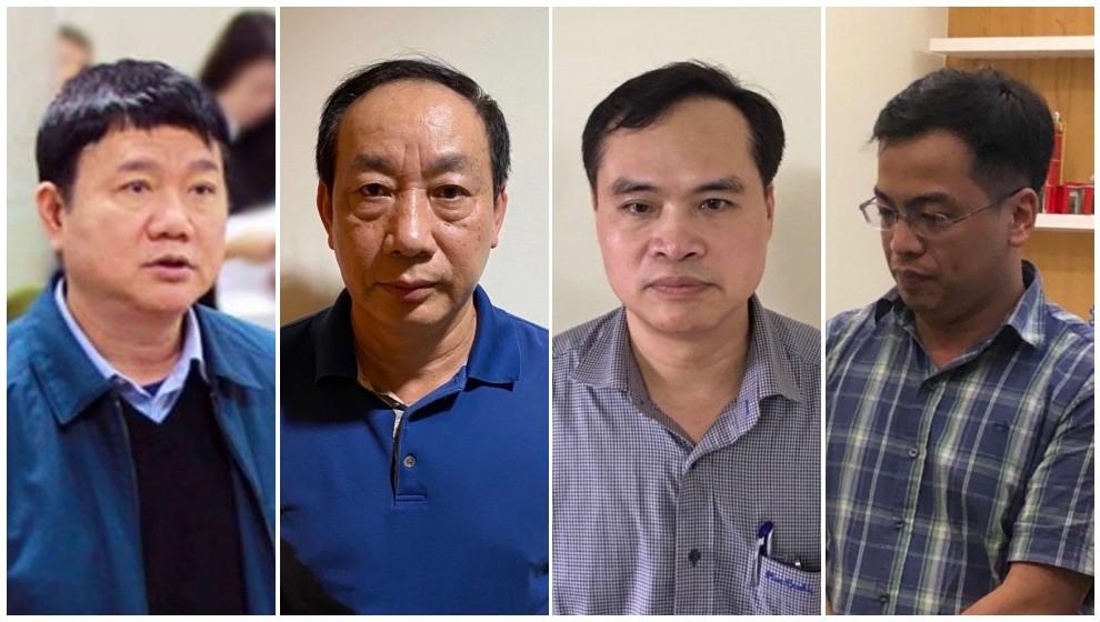 Khởi tố 4 bị can ngành GTVT, gồm cựu Thứ trưởng Nguyễn Hồng Trường