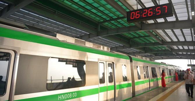 """Sau 10 lần trễ hẹn, Bộ GTVT lại """"hứa"""" đưa đường sắt Cát Linh - Hà Đông vào khai thác trước tháng 1/2021"""