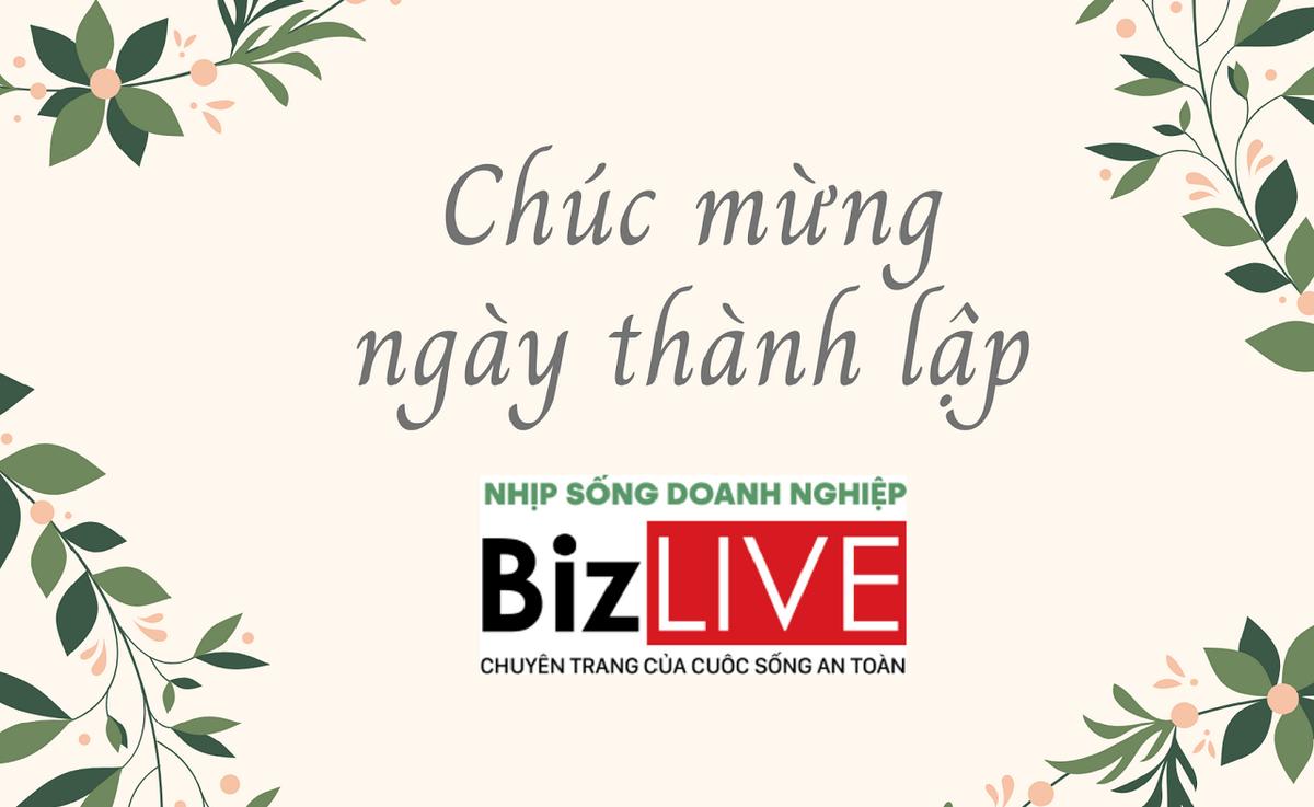 Kỷ niệm 7 năm thành lập Nhịp sống doanh nghiệp BizLIVE