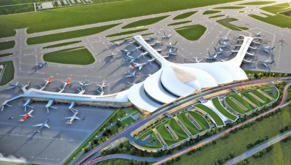 Phê duyệt Dự án sân bay Long Thành giai đoạn 1 tổng vốn hơn 109 nghìn tỷ đồng