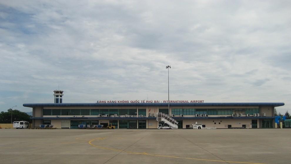 Mở rộng sân đỗ máy bay Cảng hàng không Phú Bài