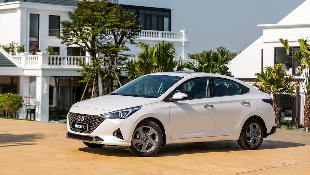 Chạy đua cùng Toyota Vios, Hyundai Accent tung bản nâng cấp mới với giá bán không đổi
