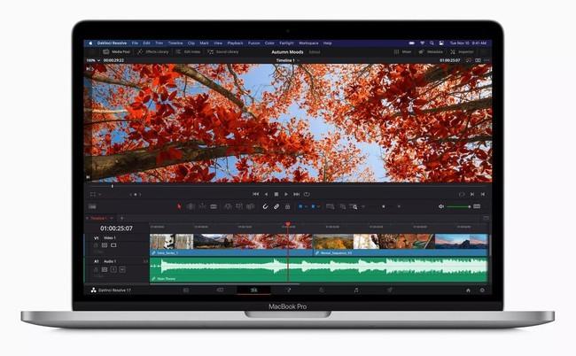 Mẫu Macbook siêu khủng giá gần 40 triệu đồng của Apple chính thức lên kệ tại Việt Nam