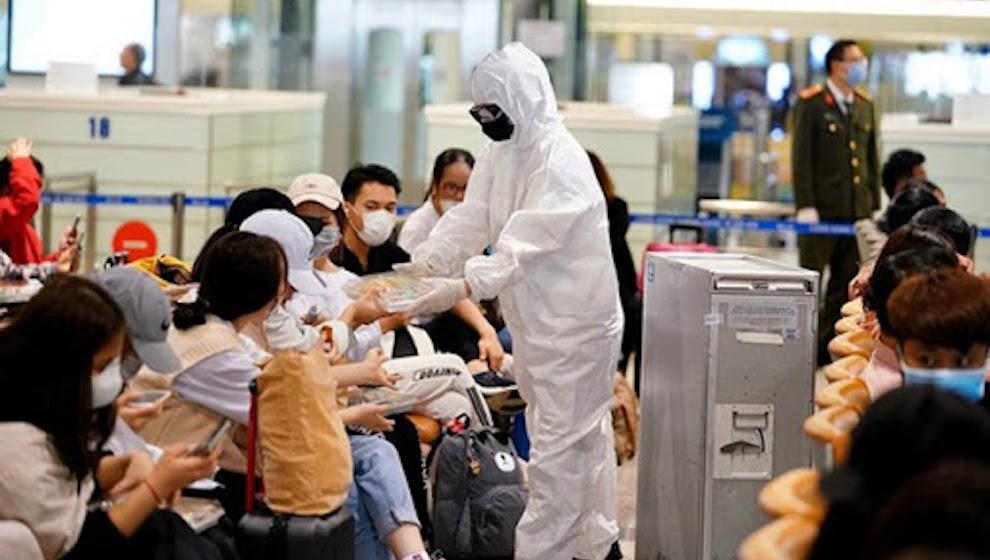 Hạn chế đưa người nhập cảnh vào Việt Nam trước Tết Nguyên đán