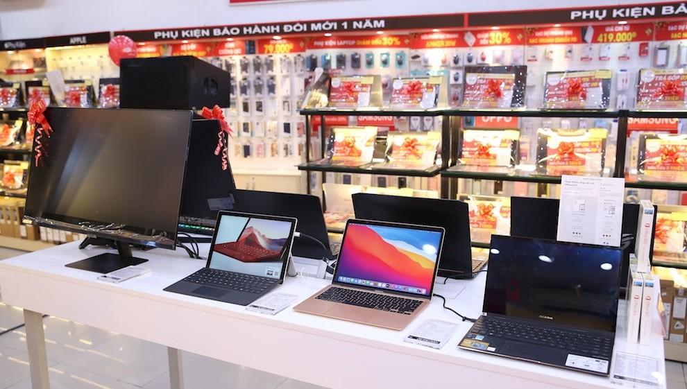 FPT Shop đặt kỳ vọng tăng trưởng 2021 vào kế hoạch phát triển 68 trung tâm laptop