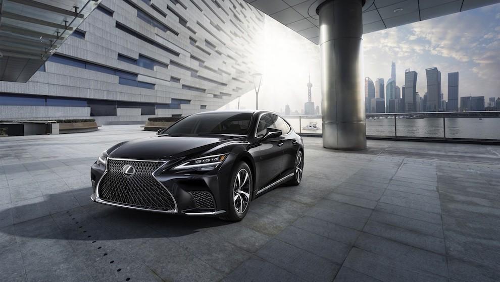 Xe sang Lexus LS 500 và LS 500h ra mắt phiên bản 2021, giá bán từ 7,28 tỷ đồng