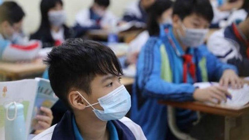 Thêm 5 ca COVID-19, Hà Nội chuẩn bị cho học sinh đi học trở lại