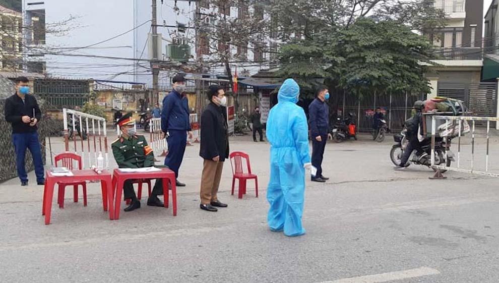 Thêm 7 ca mắc COVID-19, Hải Dương tìm người từng đến 5 đia điểm tại huyện Kim Thành