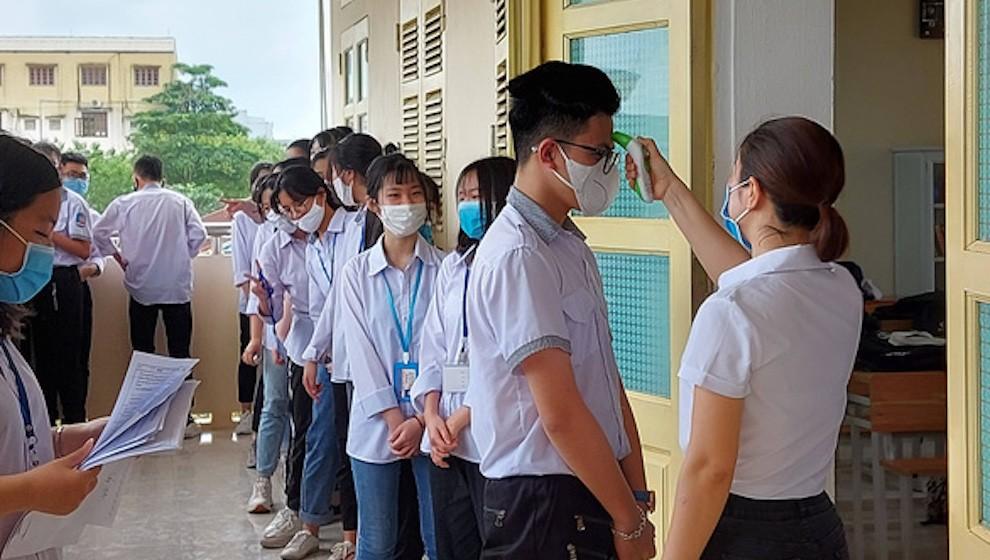 Sáng 3/3 không có ca nhiễm mới trong cộng đồng, Quảng Ninh mở lại sân bay Vân Đồn