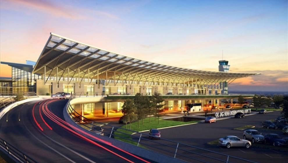 Thêm 1 sân bay được tư nhân đầu tư