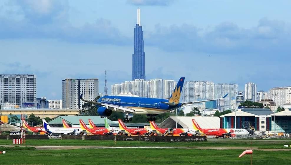 Vietnam Airlines kiến nghị áp giá sàn vé máy bay, chặng HN-TP.HCM vé khứ hồi rẻ nhất sẽ gần 3 triệu đồng