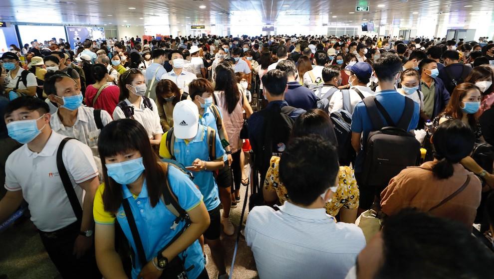 Đã có phương án giảm tắc nghẽn tại sân bay Tân Sơn Nhất