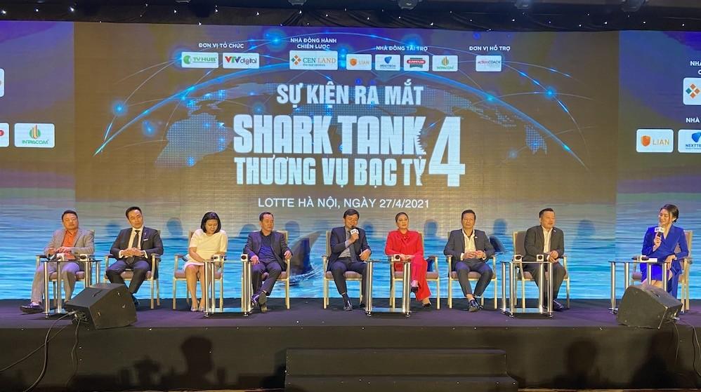 """Lộ diện Shark Tank mùa 4: Shark Phú và Shark Louis Nguyễn cùng trở lại """"ghế nóng"""""""