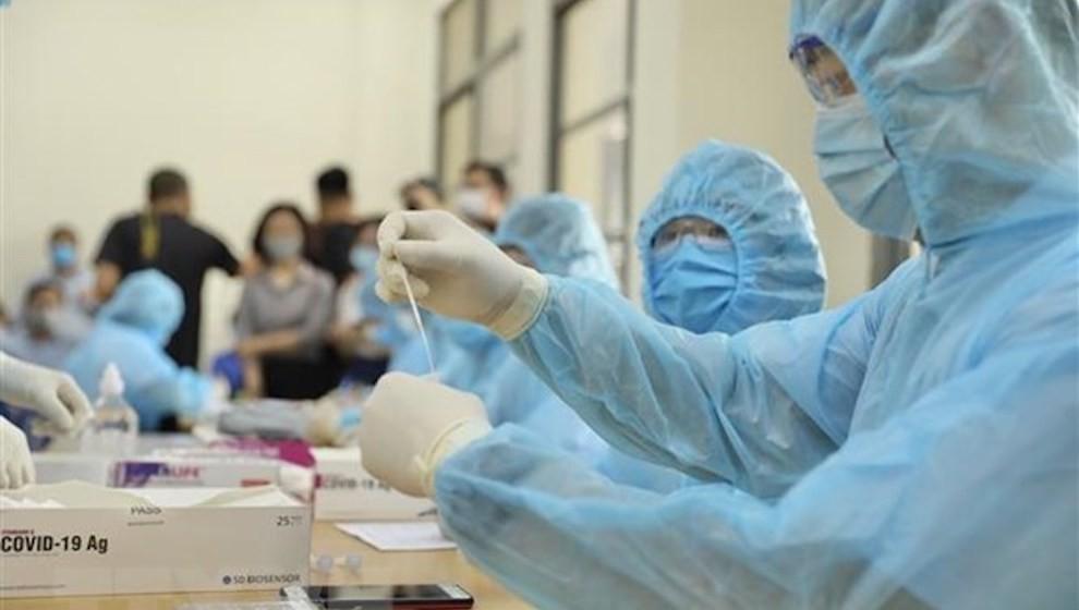 Tối 9/5: Ghi nhận thêm 77 ca COVID-19 lây nhiễm trong nước