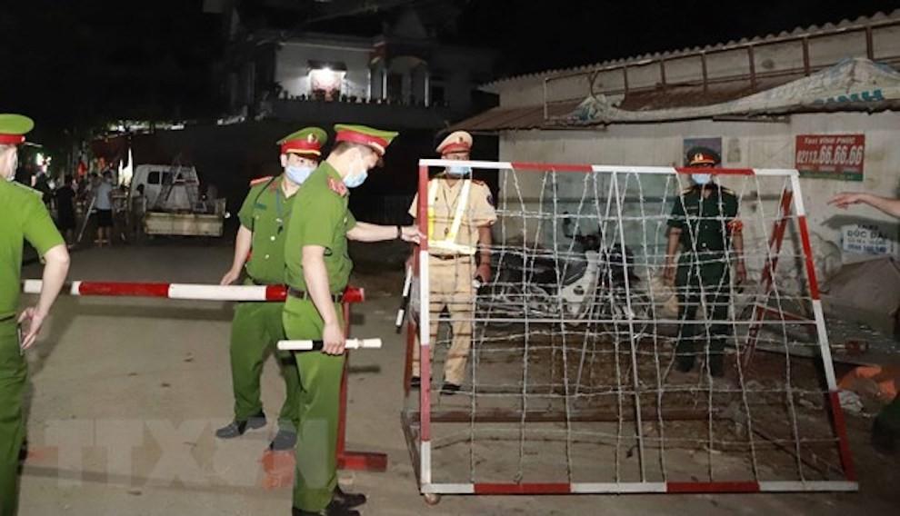 Thêm 1 ca mắc COVID-19 tại Đà Nẵng, Vĩnh Phúc phát hiện 39 người Trung Quốc nghi nhập cảnh trái phép