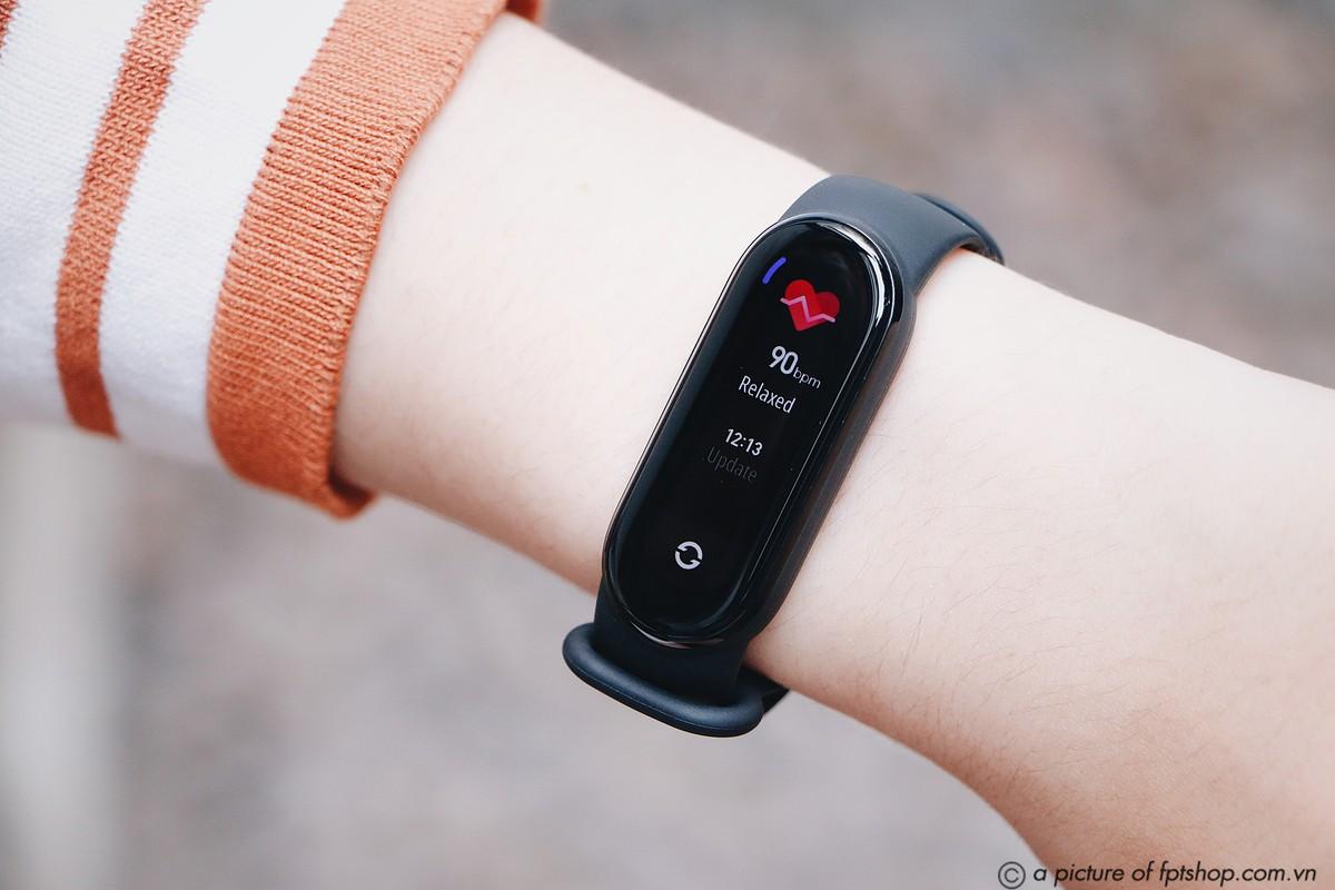 Xiao Mi Smart Band 6 chính hãng về Việt Nam, giá từ 1,29 triệu đồng
