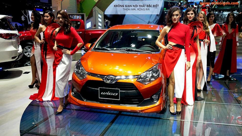 Giá trung bình của ô tô nhập khẩu từ Indonesia rẻ nhất thị trường, chỉ 283 triệu đồng