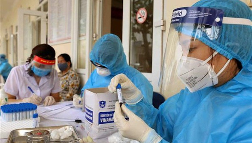 Việt Nam ghi nhận ngày có số ca mắc COVID-19 cao kỷ lục