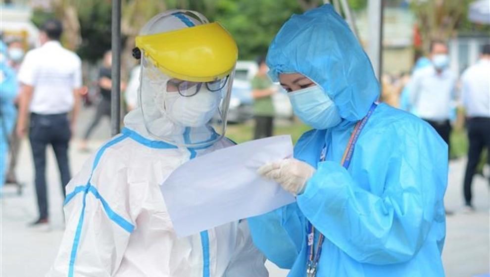 Trưa 4/6: Thêm 80 ca mắc COVID-19 trong nước tại 4  tỉnh