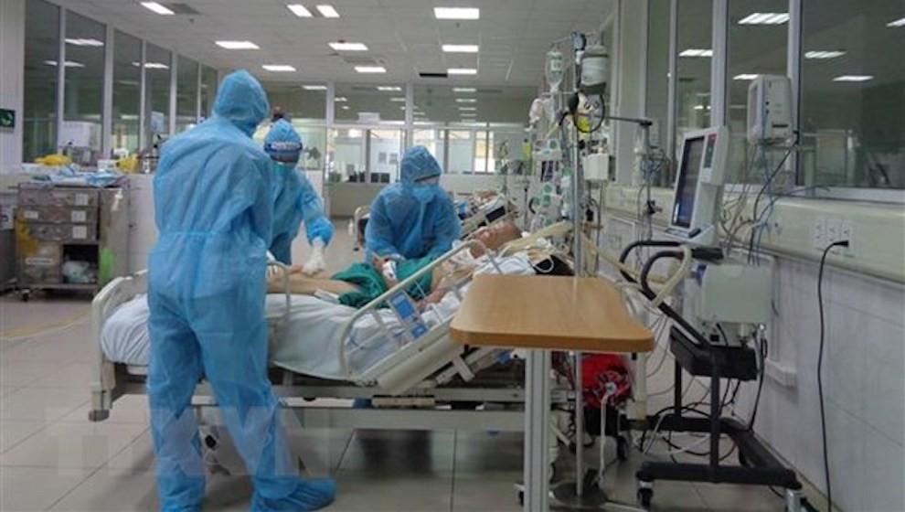 Ca tử vong thứ 50 liên quan đến COVID-19 là bệnh nhân nam 67 tuổi
