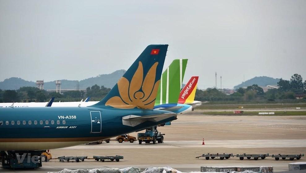 Bộ GTVT chấp thuận đề nghị tạm dừng chuyến bay đến TP.HCM của Hải Phòng