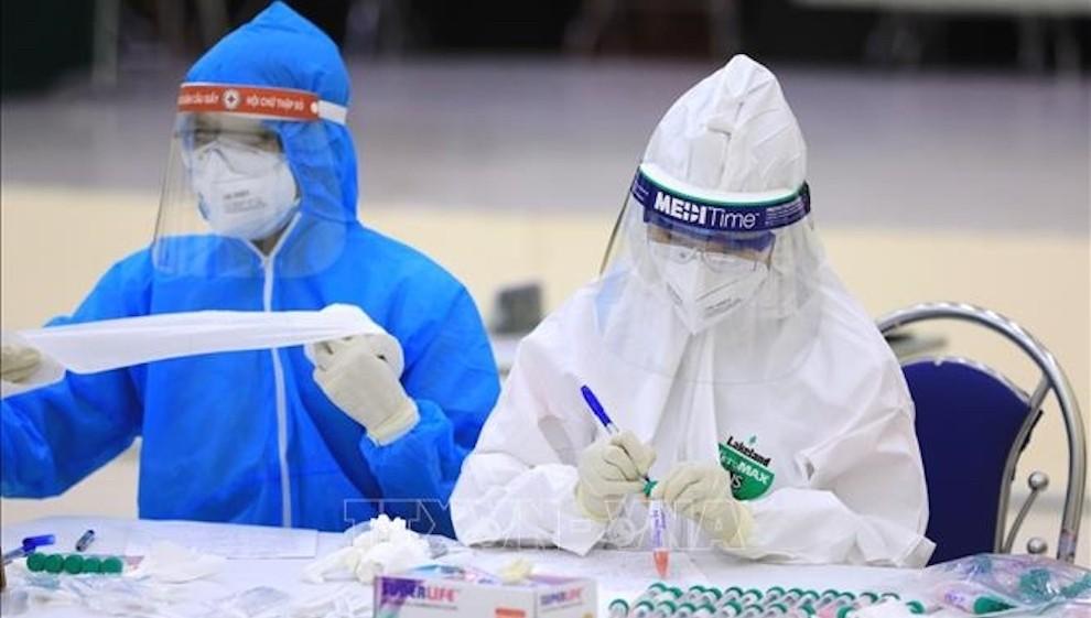 Trưa 15/6: Thêm 118 ca mắc COVID-19, nâng tổng số ca bệnh tại Việt Nam lên 10.999 trường hợp