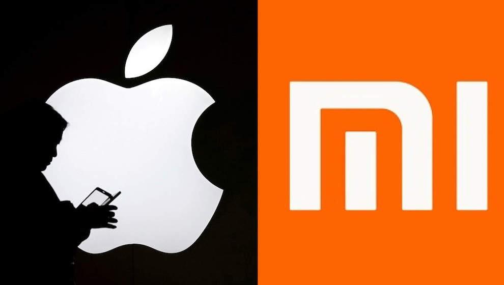 """Apple bị """"vượt mặt"""" để tuột mất ngôi vị nhà sản xuất smartphone lớn thứ 2 thế giới vào tay Xiaomi"""