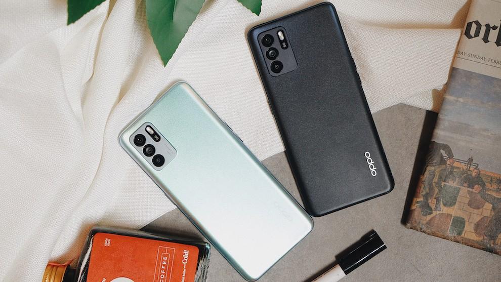 """OPPO Reno6 Series vừa ra mắt tại Việt Nam, các hệ thống bán lẻ đã """"đua nhau"""" nhận đặt trước"""