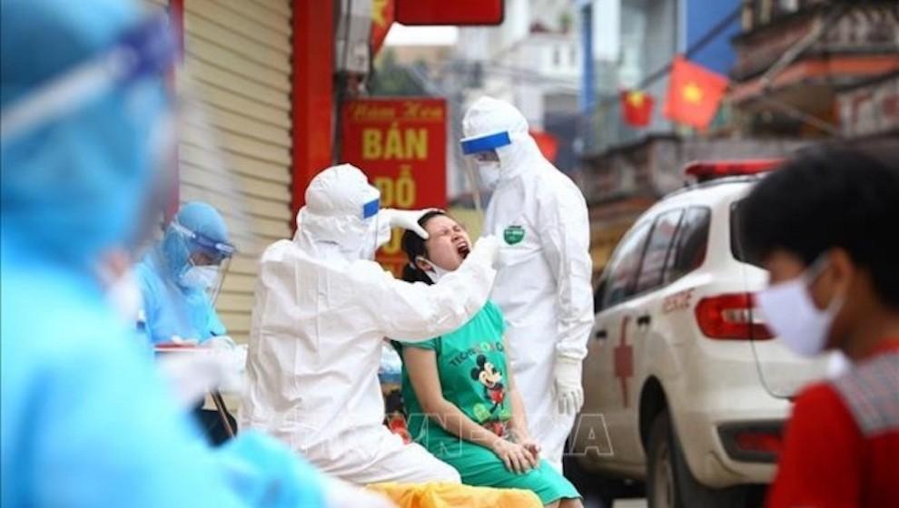 Ngày 29/7, Hà Nội ghi nhận 46 ca mắc COVID-19, giảm 19 ca so với ngày hôm qua