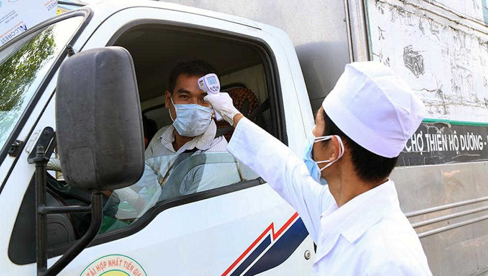 Bộ GTVT yêu cầu giám sát chặt chẽ giấy xét nghiệm SARS-CoV-2 của tài xế