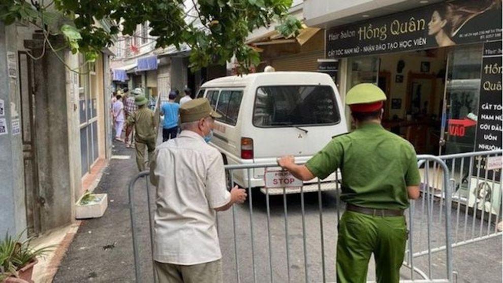 Hà Nội ghi nhận 66 ca mắc COVID-19 trong ngày 3/8