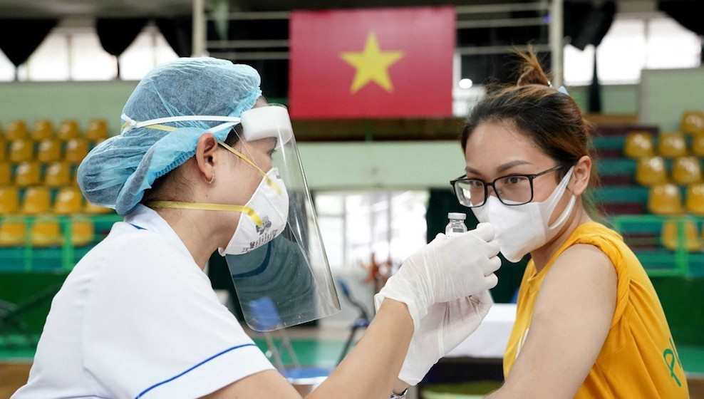 Hơn 32,2 triệu liều vaccine đã được tiêm, Việt Nam nhận thêm nguồn mới từ Đức