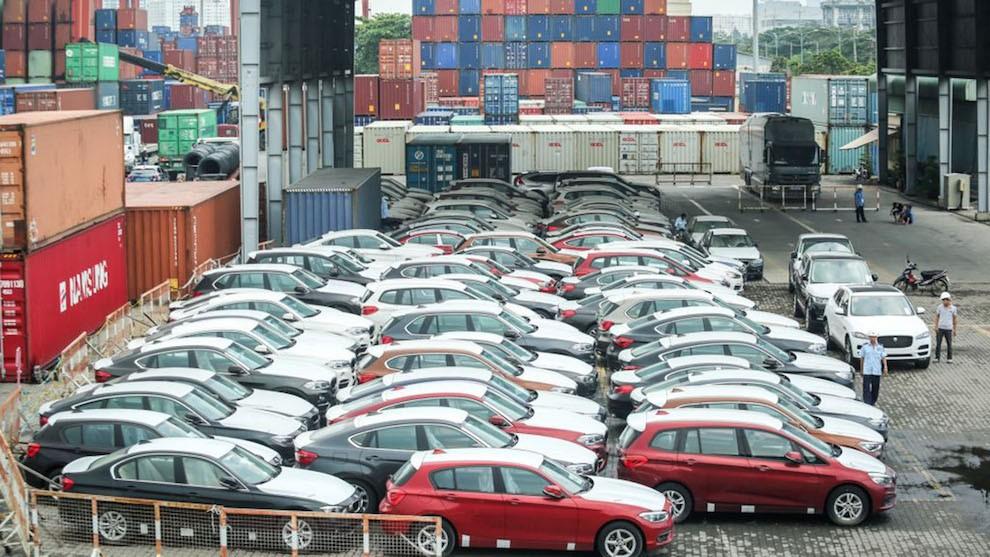 Đề xuất thêm cảng biển Nghi Sơn - Thanh Hoá được phép nhập khẩu ô tô con nguyên chiếc