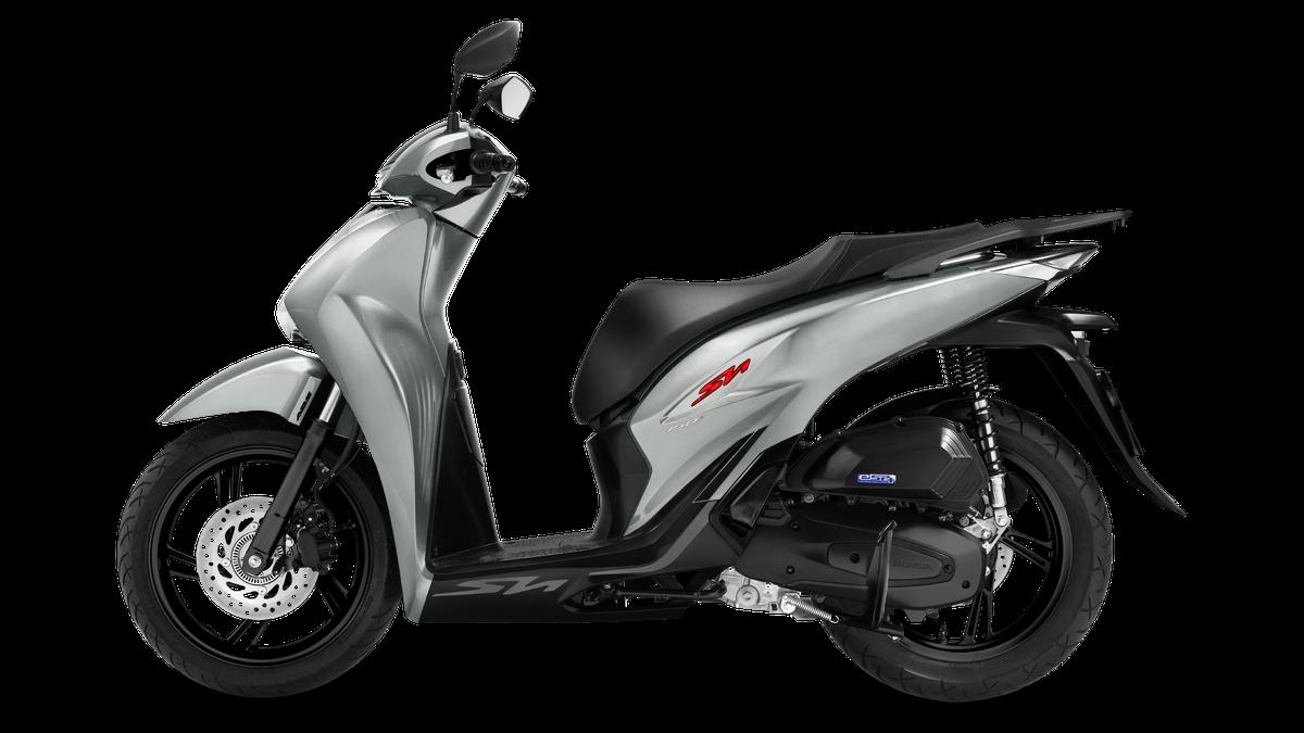 Honda bổ sung thêm 2 phiên bản mới cho SH125/150i, giá tăng nhẹ
