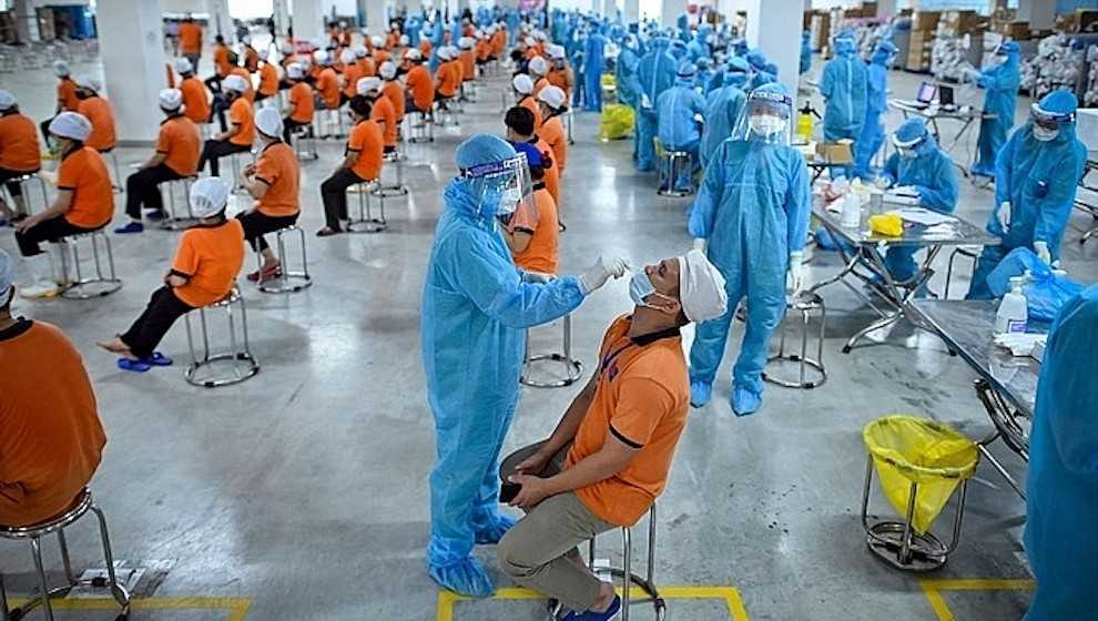 Hà Giang, TP.HCM có số ca nhiễm COVID-19 tăng cao nhất trong ngày 13/10
