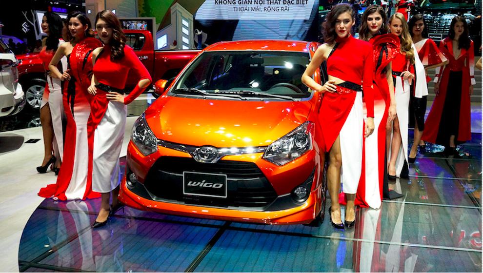 Kết thúc giãn cách, doanh số bán ô tô bật tăng trở lại
