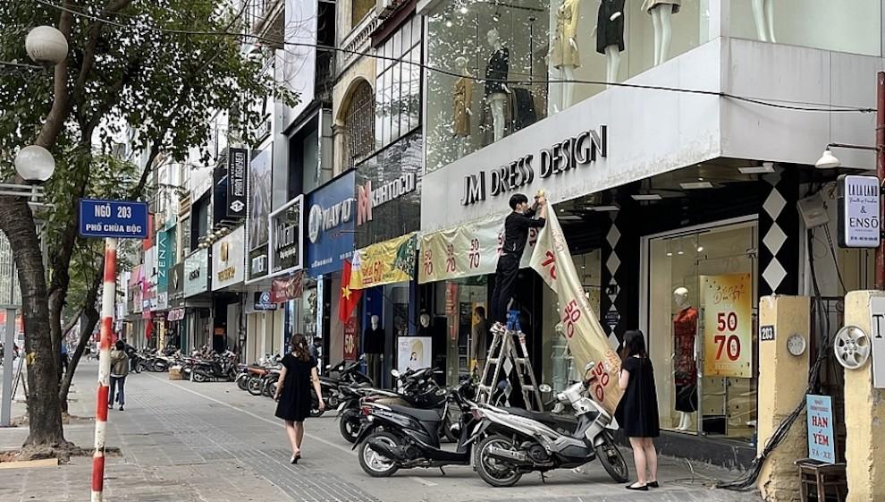 Bộ Y tế hướng dẫn phân loại mức độ dịch ở các địa phương, Hà Nội thuộc cấp 1