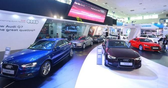 Thị trường tuần qua: Giá xe sang sẽ tăng mạnh vì thuế, phí