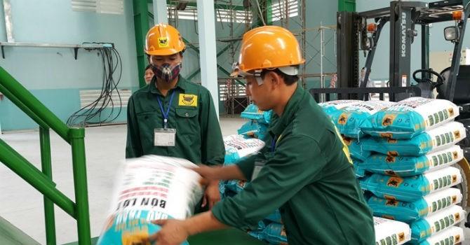 Phân bón Bình Điền bão lãi hơn 253 tỷ đồng, giảm 27% so với 2017