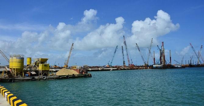 Hòa Phát được phép nhận chìm hơn 15 triệu m3 vật chất xuống biển Dung Quất