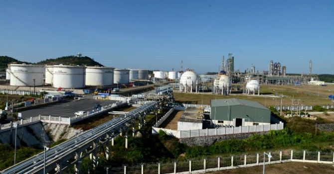 Lợi nhuận tiếp tục sụt giảm, cổ phiếu Lọc dầu Bình Sơn (BSR) xuống mức thấp nhất kể từ khi lên sàn