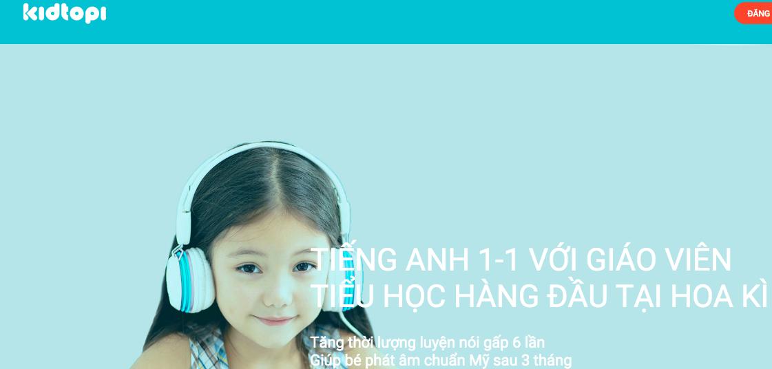 """Topica """"bơm"""" thêm 3,5 triệu USD phát triển nền tảng học tiếng Anh trực tuyến dành cho trẻ em Kidtopi"""