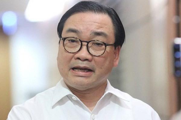 Bộ Chính trị thi hành kỷ luật ông Hoàng Trung Hải, Triệu Tài Vinh