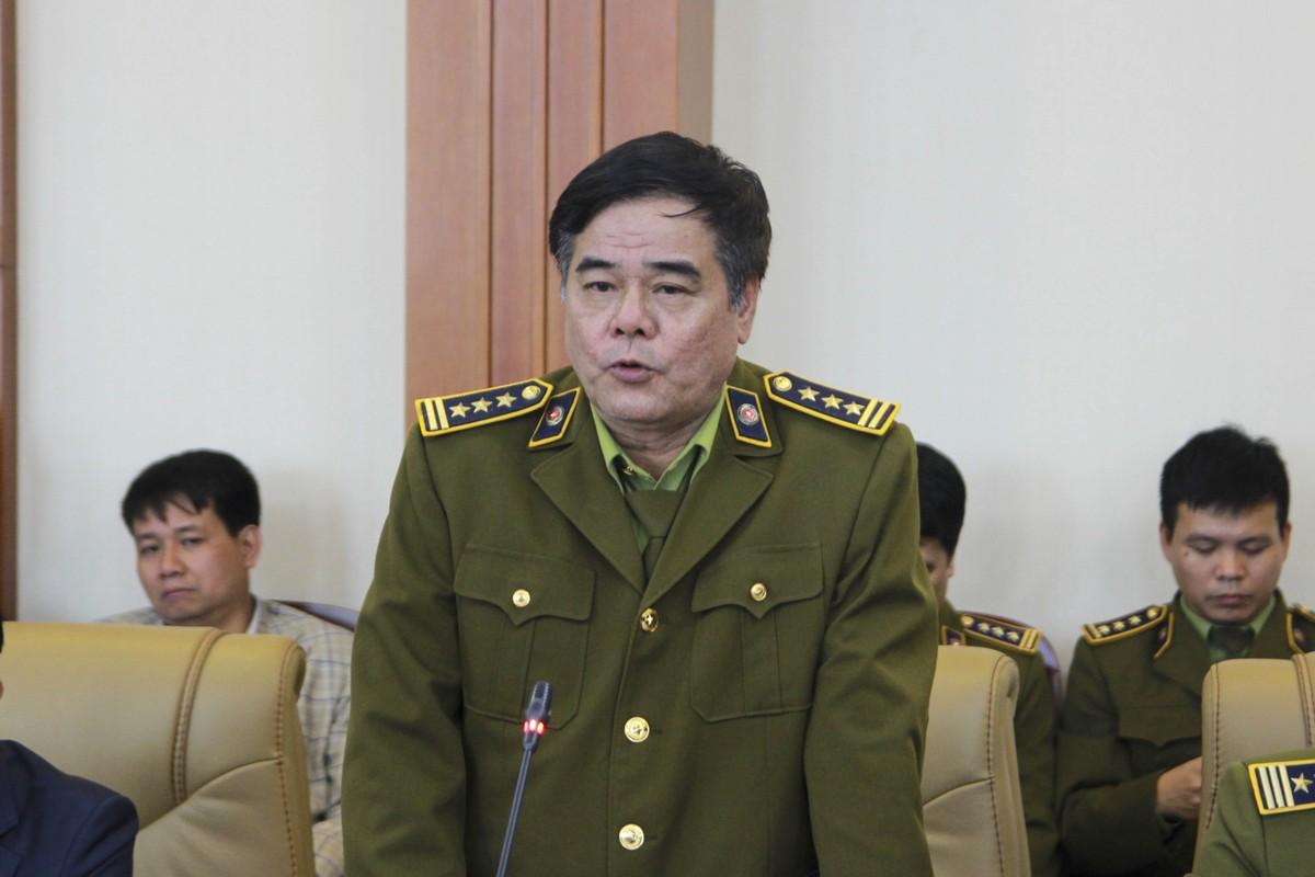 Xử lý sai phạm quyền Cục trưởng Cục QLTT Hải Dương Nguyễn Thanh Hải