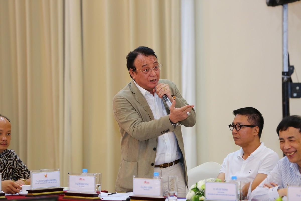 """Chủ tịch Tân Hoàng Minh: """"Không cần Chính phủ giải cứu bằng tiền, chỉ cần giải quyết cơ chế khiến dự án ách tắc"""""""