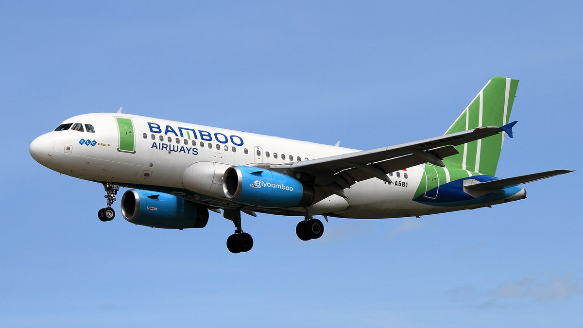 Thỏa giấc mơ bay không giới hạn với chỉ 8,1 triệu đồng cùng Bamboo Airways